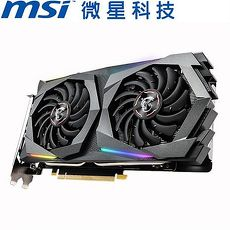 MSI微星 GeForce GTX 1660 Ti GAMING X 6G 顯示卡