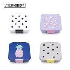 【Babytiger虎兒寶】澳洲 Little Lunch Box 小小午餐盒 - Bento 5 (四款)BOX5格-鳳梨