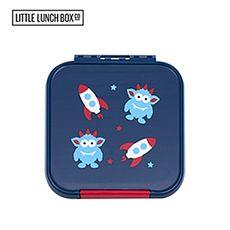 【Babytiger虎兒寶】澳洲 Little Lunch Box 小小午餐盒 - Bento 2 (太空星球)