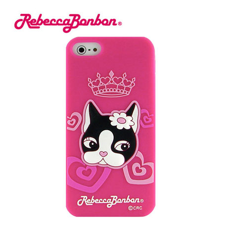 Rebecca Bonbon iPhone 5 甜心皇后立體保護套