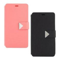 Miravivi Xiaomi 紅米Note 側扣簡約可立式皮套