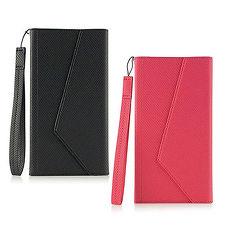 Miravivi Samsung Galaxy Note 4 簡約拉斐紋筆記本式皮套