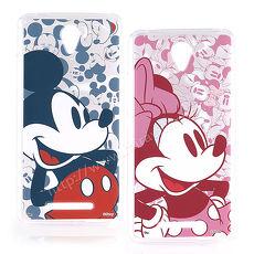 Disney Xiaomi 紅米 Note 2 人物系列彩繪保護套米妮