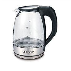 ├ Ladyship ┤貴夫人 LED 玻璃快煮壺 KM-618