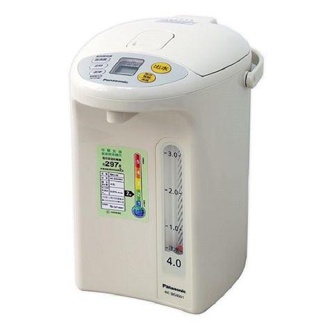 │Panasonic│ 國際牌 4公升微電腦熱水瓶 NC-BG4001