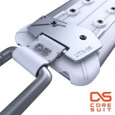 CORESUIT CARABINER 風格手機扣環+iPhone6/6s 4.7吋手機殼-白色