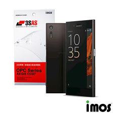 imos Sony Xperia XZ/XZs 超抗撥水疏水疏油效果保護貼