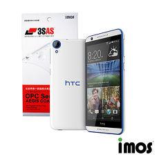 iMos 3SAS HTC Desire820超疏水疏油效果保護貼