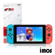 iMos 任天堂Nintendo Switch 超抗撥水疏水疏油效果螢幕保護貼